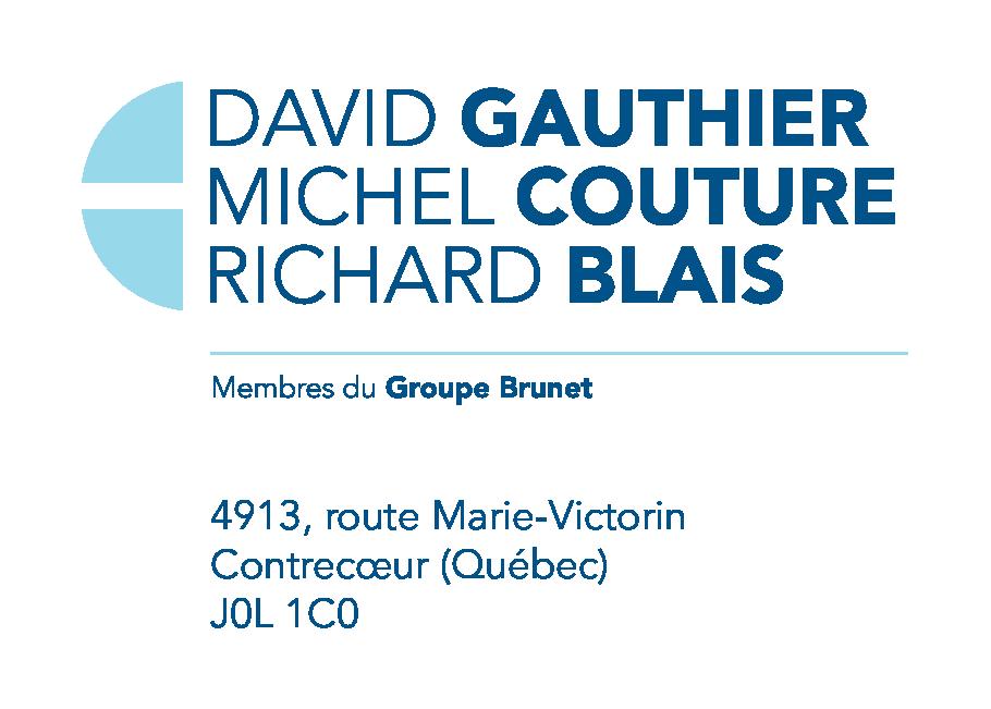 Brunet Gauthier, Couture et Blais pharmaciens